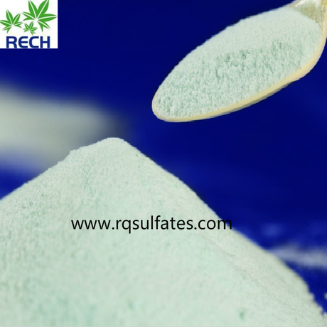 Ferrous Sulphate Heptahydrate Used in Water Treatment