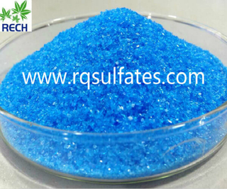 Copper Sulphate Pentahydrate 98% 20-80mesh Feed Grade